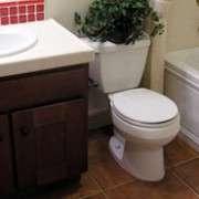 residential toilet